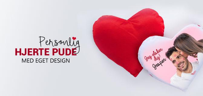 hjerte-pude
